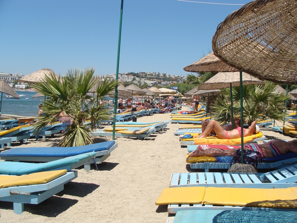 Gumbet Beach Resort Turkey