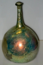 Glass artifact at the Bodrum Museum of Underwater Archeology