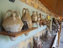 More amphoras in the Bodrum Museum of Underwater Archaeology