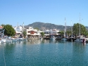 The old port of Yalikavak, Bodrum, Turkey