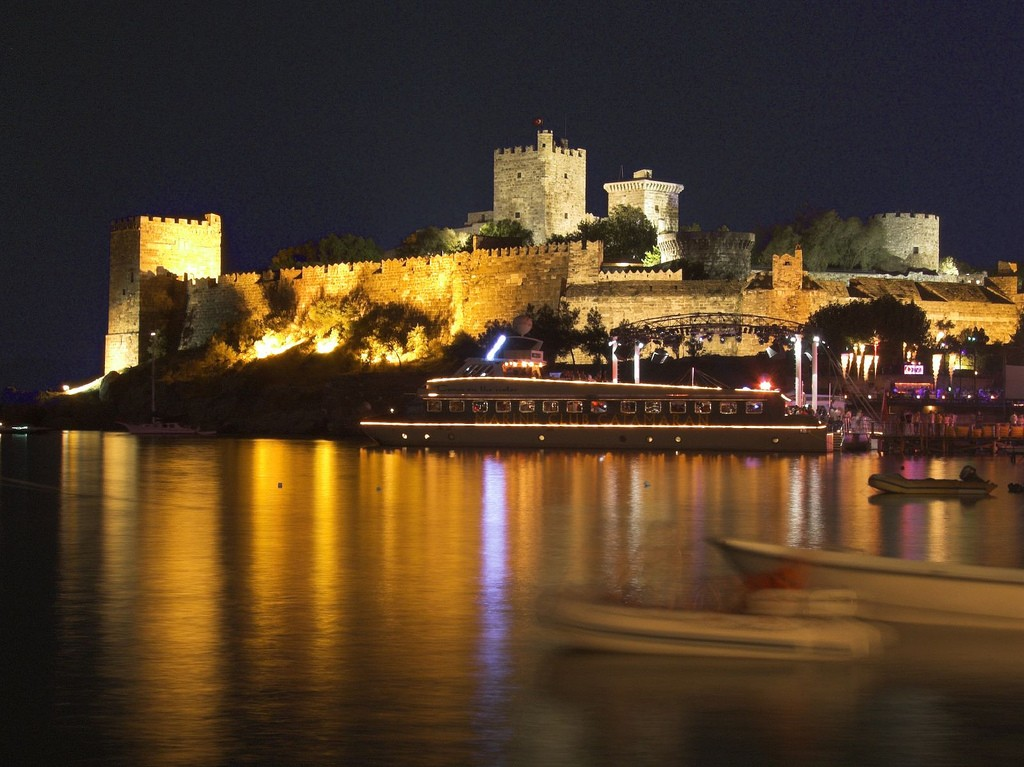Bodrum Castle Bodrum Turkey Travel