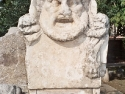 Bust of Herodotos - born in Halicarnassus (Bodrum)